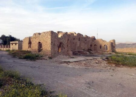 تپه باستانی کلگه زرین در مسجدسلیمان