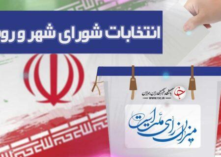 ثبت نام ۶۶ نفر در انتخابات شورای شهر لالی