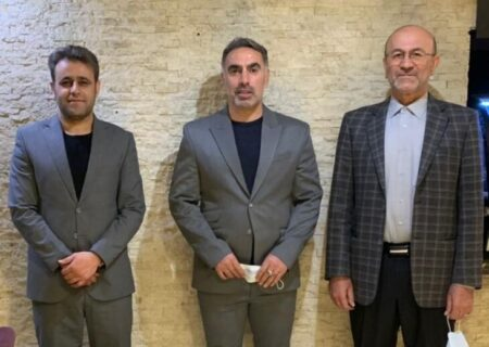 محمود فکری سرمربی تیم فوتبال نفت مسجدسلیمان شد