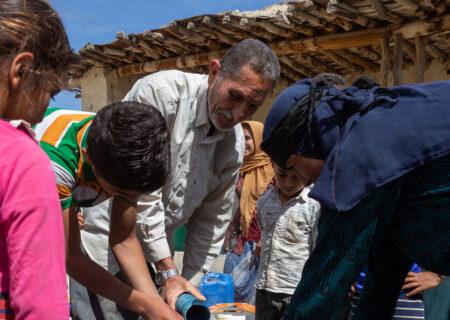 بی آبی در سرزمین رودهای روان / کوچ زودهنگام عشایر به دلیل کمبود علوفه