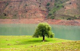 زیبایی های منطقه شیمبار در اندیکا
