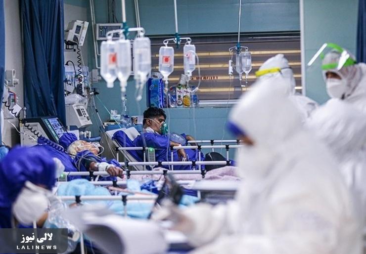 بیمارستان امید شهرستان لالی دیگر ظرفیت پذیرش بیماران کرونایی را ندارد