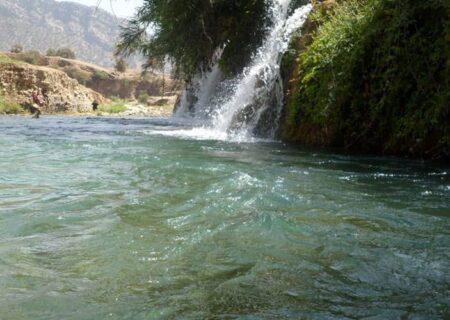 مجموعه بزرگ آبشارهای آرپناه لالی