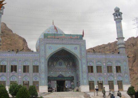 امامزاده محمد بن زید(ع) در گتوند