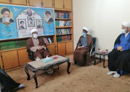 رئیس جدید اداره تبلیغات اسلامی شهرستان لالی منصوب شد + عکس