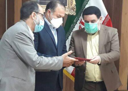 سرپرست جدید اداره آموزش و پرورش شهرستان مسجدسلیمان معرفی شد + عکس