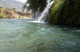 آبشارهای زیبای آرپناه در لالی