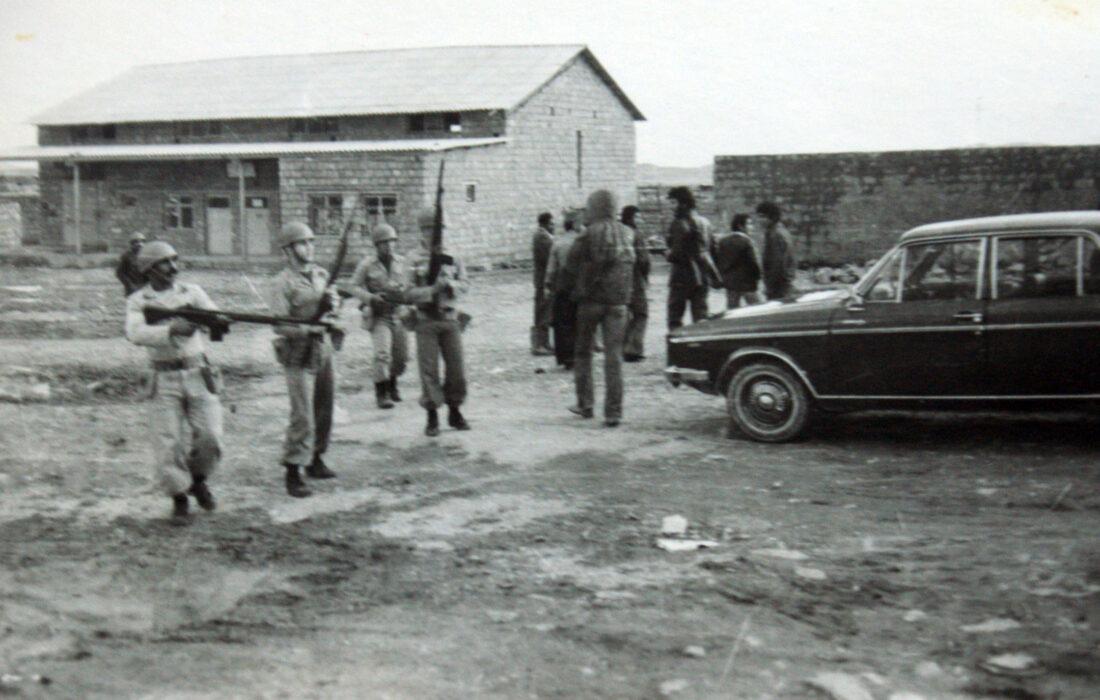 قیام ۲۱ دی ماه ۵۷ و شرح وقایع آن/حماسه ای سرخ به نام مردم لالی
