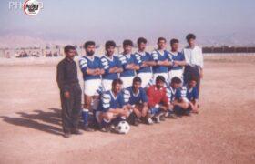 روزهای درخشان نسل های طلایی فوتبال در لالی