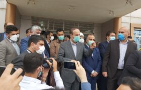 سخنان استاندار خوزستان در جمع مردم معترض لالی
