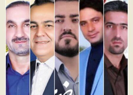 هیئت رئیسه شورای شهر لالی انتخاب شد / آغاز به کار بدون تعیین شهردار جدید