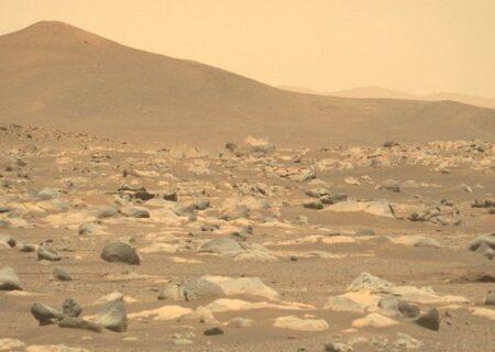 تصاویری شگفت انگیز از سطح سیاره مریخ