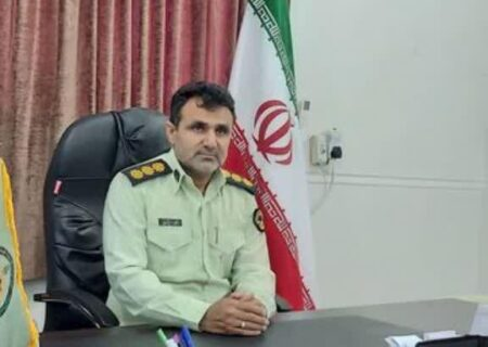 پیام فرمانده نیروی انتظامی شهرستان لالی به مناسبت هفته قوه قضائیه