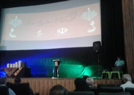 تجلیل از پیشکسوتان عرصه موسیقی خوزستان در اهواز/حضور نماینده ای از لالی در برنامه