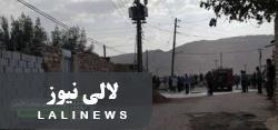 مرگ مامور اداره برق بر اثر برق گرفتگی در گلگیر