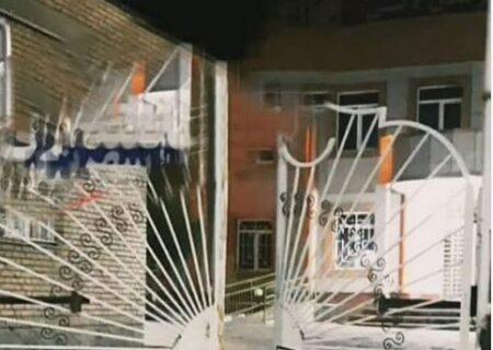 رهاکردن زباله مقابل ساختمان فرمانداری لالی/نتیجه سالهابی کفایتی مسئولان درشهرستان